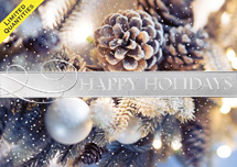 Elegant Image Holiday Card
